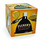 Fluker's Sun Dome Reptile Lamp - Large Deep Dome Fixture