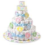 Wilton 1004-3140 Diaper Cake Kit