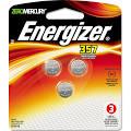 Energizer 357 Zeromercury Batteries - 3 pack