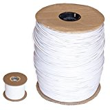Polyester Welt Cord Cellulose Piping, 50-Yard, 5/32 Sewing