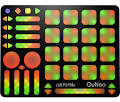 Keith McMillen QuNeo 3D Multi-Touch Pad Controller K-707