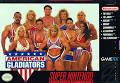 American Gladiators Super Nintendo SNES