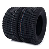 2 Turf Tires Lawn & Garden Mower Tractor Cart Tire P332 - 23x10.50-12