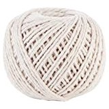 SGT KNOTS Cotton Twine / Macrame Cord - Made in USA (#15 - 2oz)