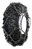 Grizzlar GTN-728 ATV Diamond Studded Tire Chains 26x9-12 26x9-15 26x10-12 26x10-14 26x10.5-14 26x12-10 26x12-12 27x10-10 27x10-11 27x10-12 27x10-15 27x9-10 27x9-11 27x9-12 27x9-15 28x10-14 28x10-15