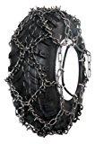 Grizzlar GTN-728 ATV Diamond Studded Tire Chains 26x9-12 26x9-15 26x10-12 26x10-14 26x10.5-14 26x12-10 26x12-12 27x10-10 27x10-11 27x10-12 27x10-15 27x9-10 27x9-11 27x9-12 27x9-15 28x10-14 28x10-15