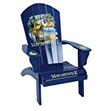 Margaritaville Outdoor Adirondack Chair, Castaway Bay