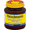 Fleischmann's Bread Machine Yeast - 4 oz jar