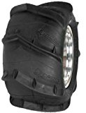 Sedona Cyclone Sand Paddle Tire - Rear Left - 20x11x8 , Position: Rear, Rim Size: 8, Tire Application: Sand, Tire Size: 20x11x8, Tire Type: ATV/UTV CY20118L