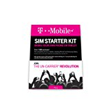 T-Mobile Prepaid Complete SIM Starter Kit - No Contract Network Connection (Universal: Standard, Mirco, Nano SIM)