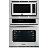 "Frigidaire FGMC2765PF - Gallery 27"" Stainless Steel Electric Combination Wall Oven - Convection"