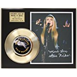 Stevie Nicks Gold Record Signature Series LTD Edition Display