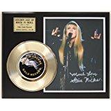 Stevie Nicks Gold Record Signature Series LTD Edition Display