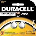 Duracell Electronics DL2032B2 Battery - CR2032 - Li