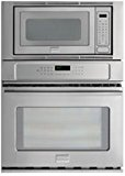 """Frigidaire FPMC2785PF Professional 27"""" Stainless Steel Electric Combination Wall Oven - Convection"""