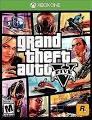 Xbox One Grand Theft Auto V Brand Factory Sealed Gta V Xbox 1