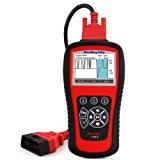 AUTEL MD802 MaxiDiag Elite Diagnostic Tool Engine Transmission ABS Airbag EPB OIL Service Resetea