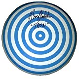 Bruce Boxleitner Signed/Autographed TRON Movie Inspired Signed Blue Identity Disc/Dish