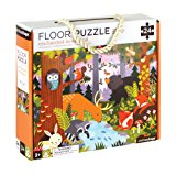 Petit Collage Enchanted Woodland Floor Puzzle, 24 pieces