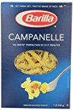 Barilla Pasta, Campanelle, 16 Ounce (Pack of 12)