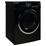EdgeStar CWD1550BL 2.0 Cu. Ft. All-in-One Ventless Washer and Dryer Combo - Black