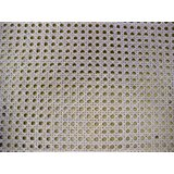 "Cane Webbing Standard Size Fine Open 1/2"" Mesh, 18"" Wide, Sold By the Running Foot"