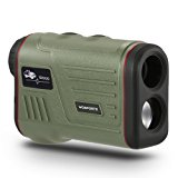 Hunting Rangefinder, Laser Range Finder for Hunting with Ranging and Speed