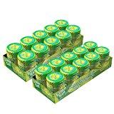 Twangerz Snack Topping, Lime Salt, 1.15-Ounce Shaker (Pack of 20)
