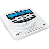 Midland WR120/WR120EZ NOAA Weather Alert All Hazard Public Alert Certified Radio with SAME, Trilingual Display and Alarm Clock - Box Packaging