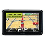TomTom GO 2535TM World Traveler 5-Inch Bluetooth GPS Navigator with Lifetime Traffic & Maps and Voice Recognition (Discontinued by Manufacturer)