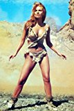 Raquel Welch Sexy Busty in Fur Bikini One Million Years B.C. iconic pose 24x36 Poster