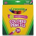 Crayola Colored Pencils - 50 count