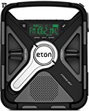 Eton FRX5-BT Emergency Weather Radio with Bluetooth and Smartphone Charger