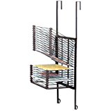 Sax Over-the-Door Drying Rack with 20 Shelves