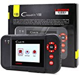 Launch X431 Creader VIII Code Reader ENG/AT/ABS/SRS EPB SAS Oil Service Light resets Life-Long time Free update Online