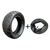 JCMOTO Tire and inner tube kit 110/50-6.5 fo 38cc 47cc 49cc Mini Pocket bike Dirt Pit Bikes