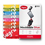 Sugru Moldable Glue - Original Formula - New Colours 8-Pack