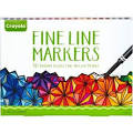 Crayola Fine Line Marker Set 40/Pkg - Classic 58-7715