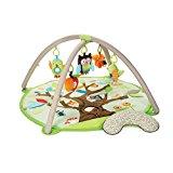 Skip Hop Baby Treetop Friends Activity Gym/Playmat, Multi