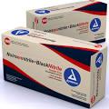 Black Nitrile Gloves Powder Free Small - Dynarex (100/Box)