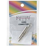 "Knitter's Pride Cord Connectors with Cable Key (3 Pack), 1.25"" & 2"""