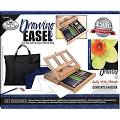 Royal Brush Easel Art Set With Easy To Store Bag, Drawing, Grey