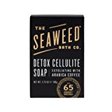 The Seaweed Bath Co. Detox Cellulite Bar Soap/Firming Detox Body Soap (packaging may vary)