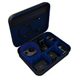 Sabrent Universal Travel Case for Gore or Small Electronics and Accessories , Black (GP-CSBG)