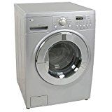 LG : WM3431HS All-In-One Washer and Dryer TITANIUM