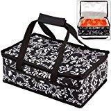 Insulated Casserole Travel Carry Bag X516