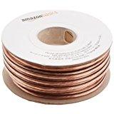 AmazonBasics 14-Gauge Speaker Wire - 50 Feet