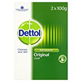 Dettol Soap 100g , 2 (Twin) Pack