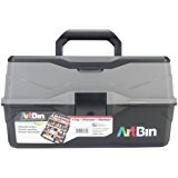 ArtBin Three Tray Box Art Supply