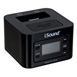 DreamGear i.Sound Time Travel iPod Speaker System (Black)